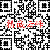 深圳市精诚云峰科技有限公司域名二维码